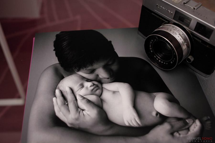 Fotografia de bebes Valencia- Album de bebe (6)