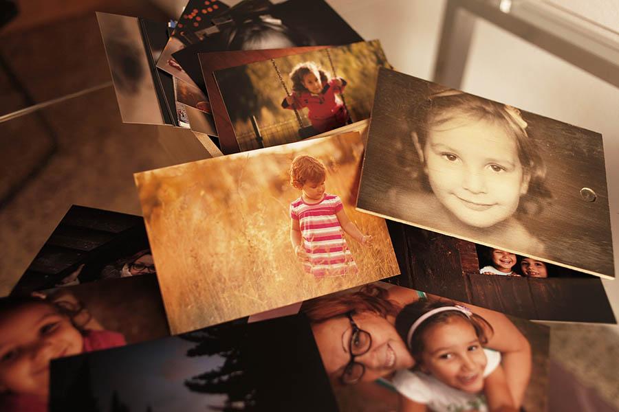 Imprime tus fotografías