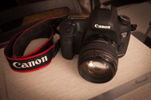 Canon 5D Mark III para fotografía de bodas (Opinión)