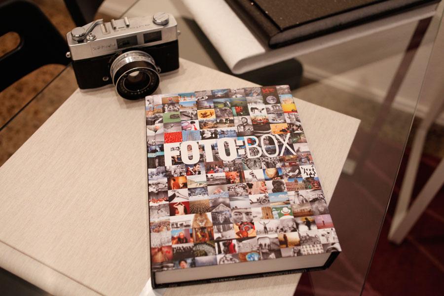 Libros FOTO:BOX | Un buen recopilatorio de fotografias extraordinarias
