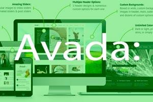 Avada, una de las mejores plantillas para WordPress