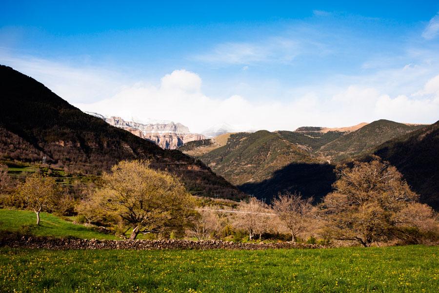 Fotografía de viaje, Ordesa, Monte perdido