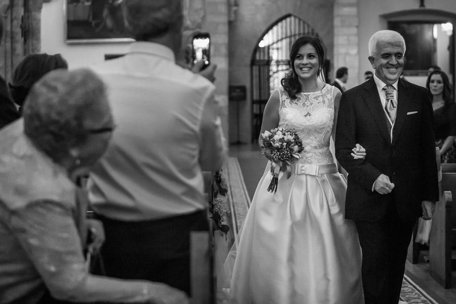 boda en iglesia san juan de la cruz Valencia
