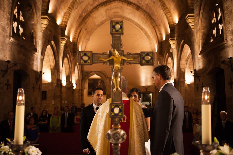 reportaje iglesia san juan de la cruz