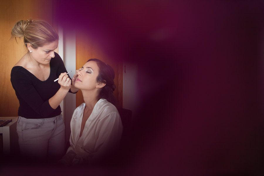 Fotos de boda maquillajes original