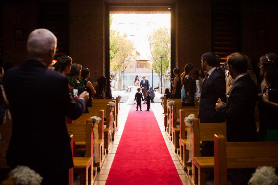 fotos de boda iglesia de murcia