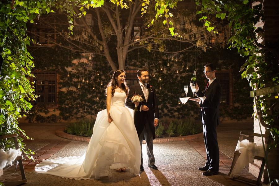 boda en el estudio de ana