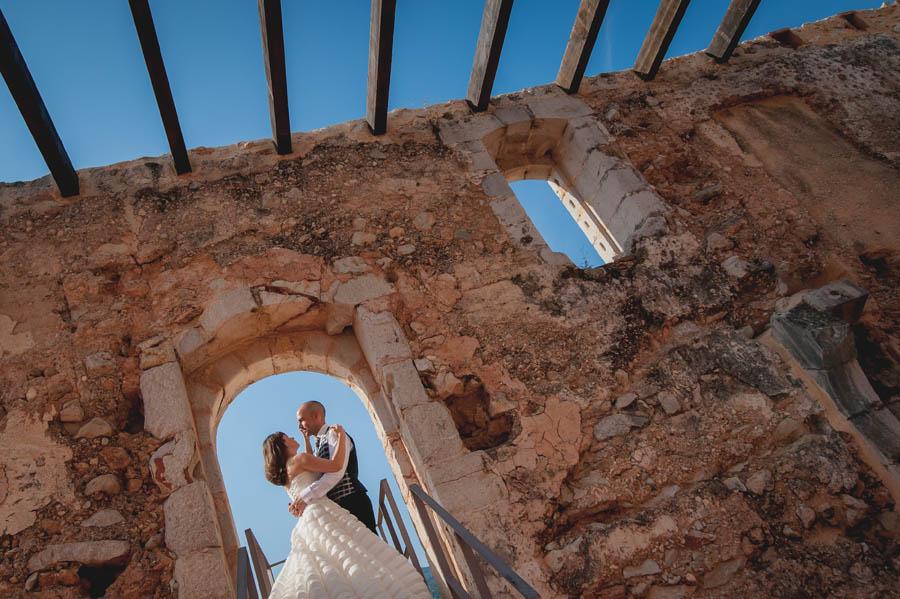 fotografia de boda creativa