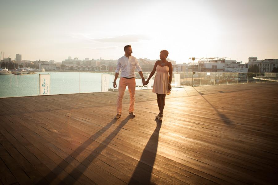 Tanya y Rafa – Fotos de pareja en Veles e Vents