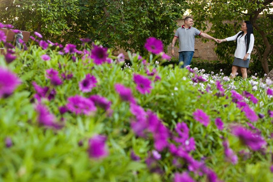 Preboda Jardines del Monforte, fotografias de pareja en valencia-008