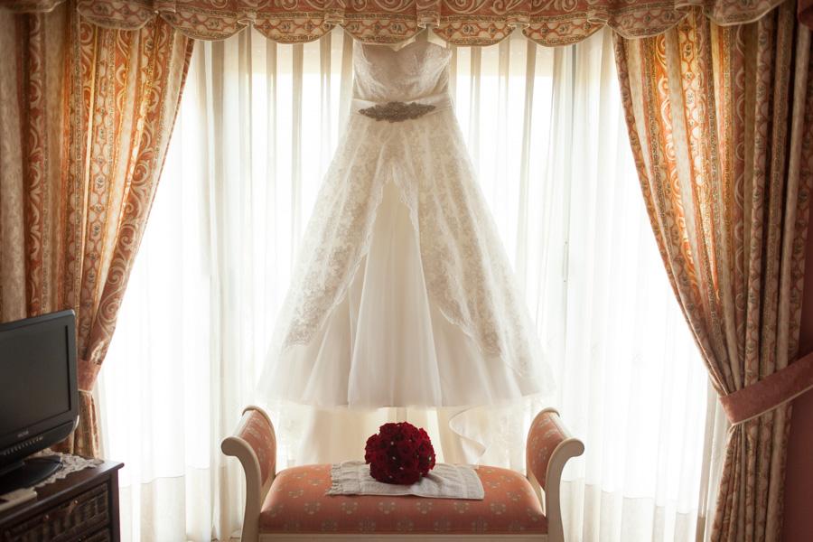 fotos vestido novia