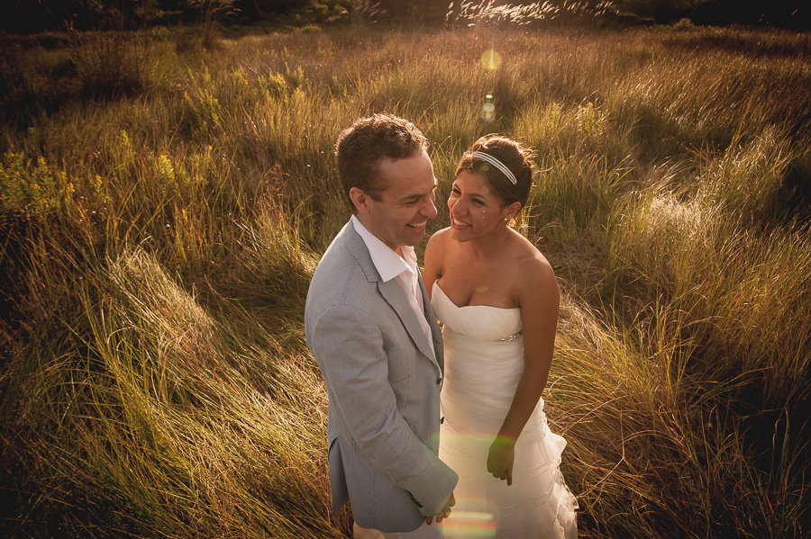 Reportaje Post boda en la Playa del Saler