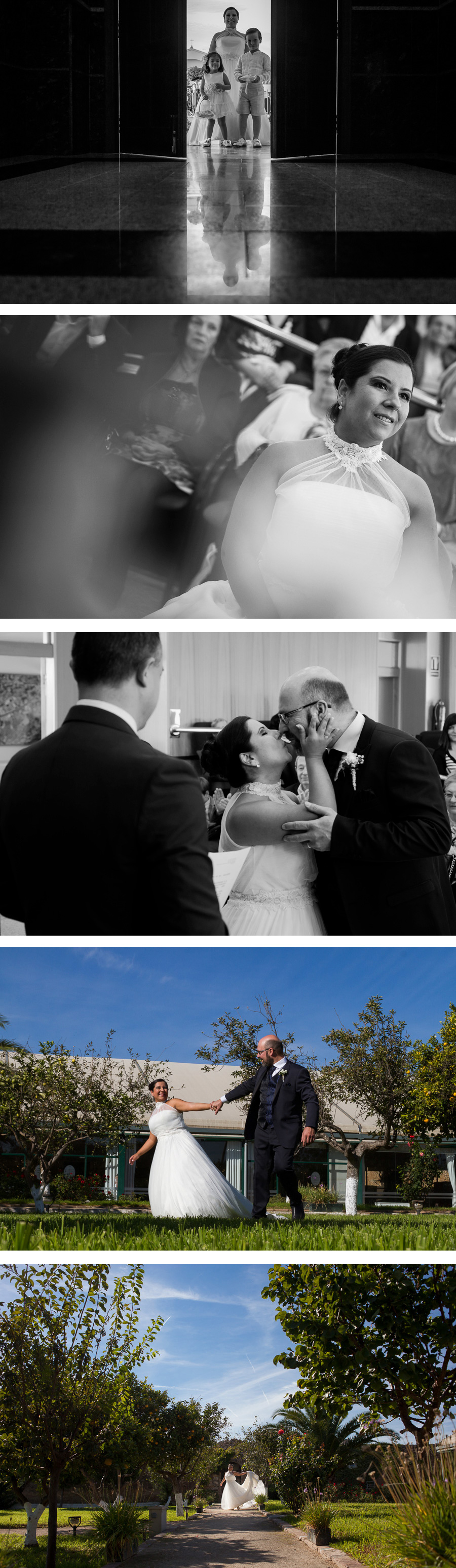 Reportaje de boda en alqueria del pi