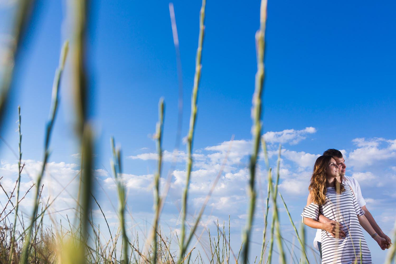Fotografías de Preboda en la playa del Saler